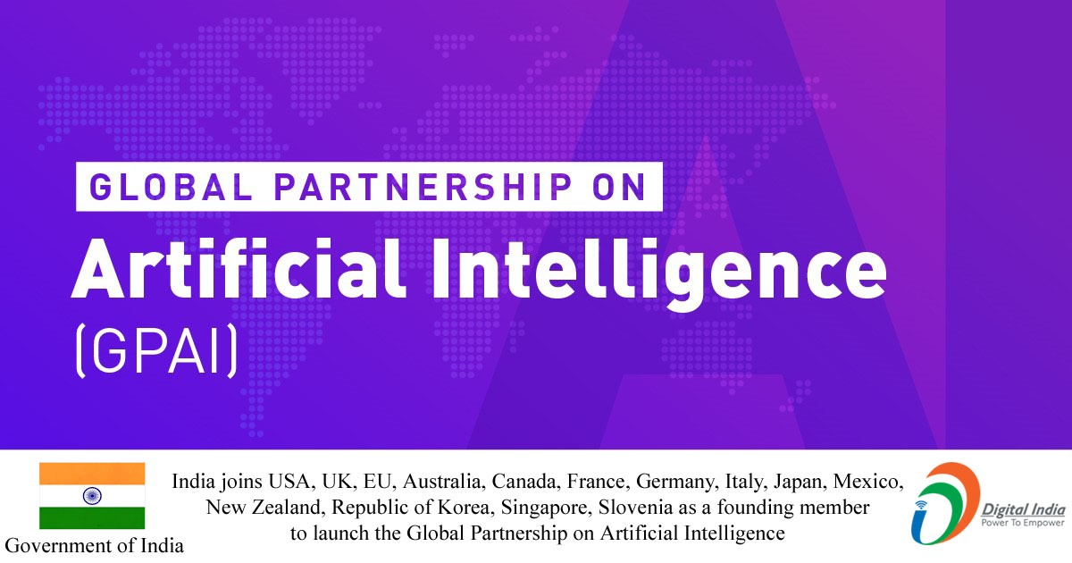 GLOBAL PARTNERSHIP ON AI