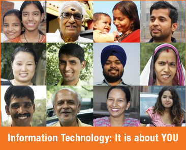 Information Technology: It is about YOU