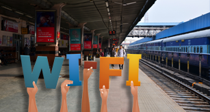 Big boost for Digital India and Make In India! 4000 more Indian Railways stations to get free public WiFi; record coach production on cards