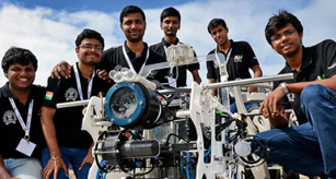 IIT-B researchers make robot for military ops
