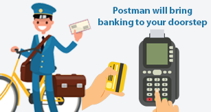 How the humble postman will bring banking to your doorstep