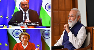 India, EU agree to boost ties in digital, energy, transport and people-to-people programmes
