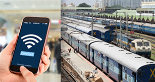 Now, free Wi-Fi at 6,000 railway stations