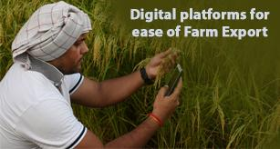 Government launches digital platforms for ease of farm export