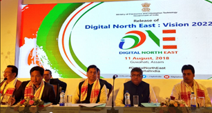 Vision document for digital northeast launched, aims to enhance the ease of living