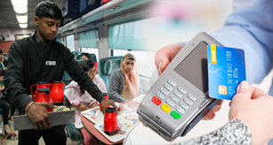IRCTC introduces on-the-spot e-payment for food in trains
