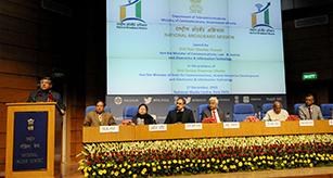 Telecom minister launches National Broadband Mission