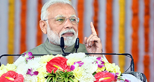 Telecom sector needs to focus on security and self reliance: PM Narendra Modi