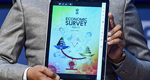 Reduced data cost could enable affordable access: Economic Survey
